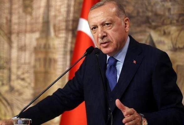 تشدید تنش در دریای مدیترانه شرقی، اردوغان خطاب به یونان: کنار بکش!