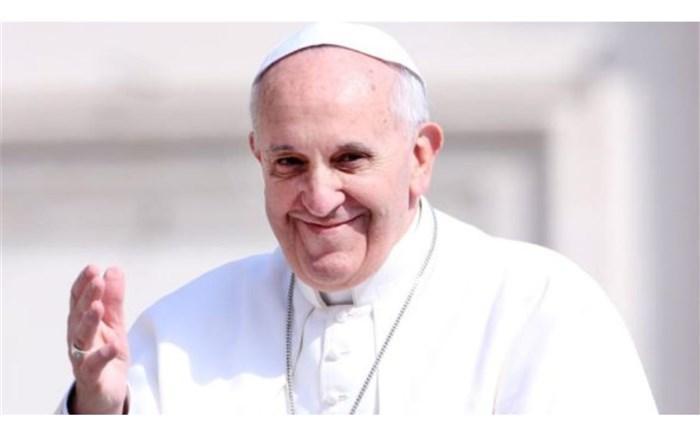 پاپ فرانسیس جمهوری آذربایجان و ارمنستان را به رعایت آتش بس فراخواند