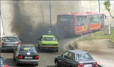 کاهش آلودگی هوا با طرح نوسازی ناوگان حمل ونقل عمومی