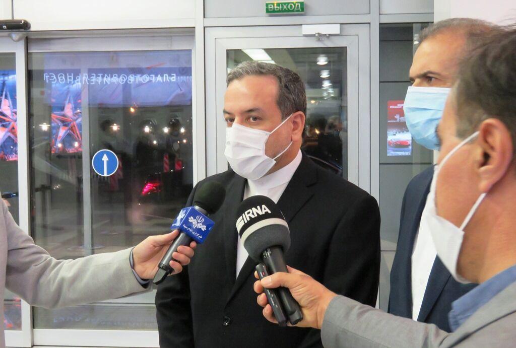 خبرنگاران عراقچی: طرح ایران برای حل مناقشه قره باغ بر مبنای اصول انسان محبت آمیز است