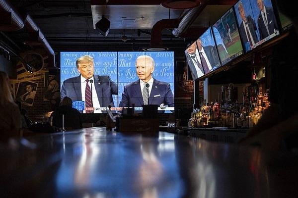 مناظره دوم ترامپ و بایدن لغو شد، واکنش ستاد انتخاباتی ترامپ به توقف مناظره