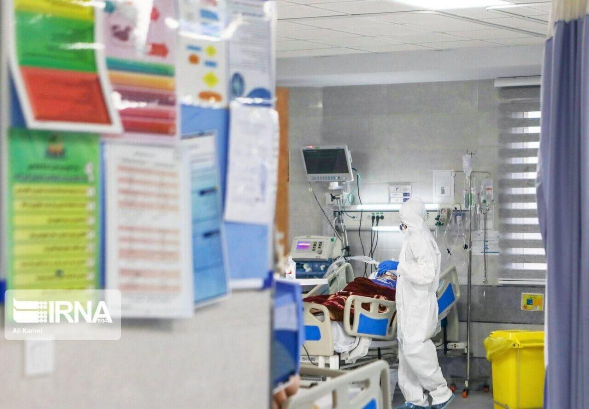 خبرنگاران 20 درصد بیماران کرونای کرمانشاه در بخش مراقبت های ویژه بستری هستند