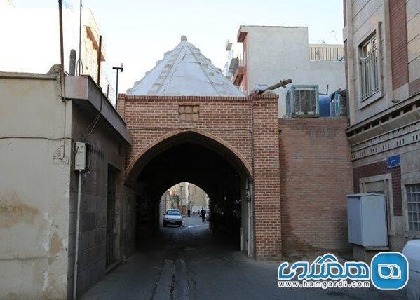 بازسازی تنها چهارسوق چوبی تهران بزودی آغاز می گردد