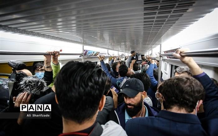 کاهش ساعت کاری مترو و اتوبوس تا ساعت 20