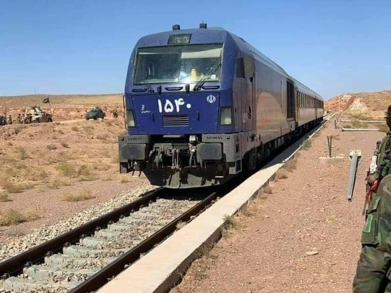 واژگونی یک قطار در قزوین حادثه آفرید