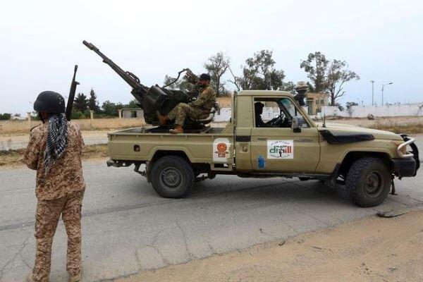 مخالفت روسیه با گنجاندن شبه نظامیان لیبی در فهرست سیاه سازمان ملل