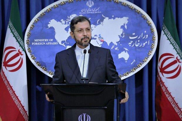 واکنش خطیب زاده به حمله موشکی امروز به کابل و اصابت یک راکت به سفارت ایران
