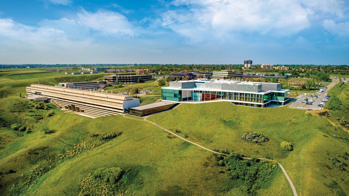 دانشگاه LETHBRIDGE کانادا