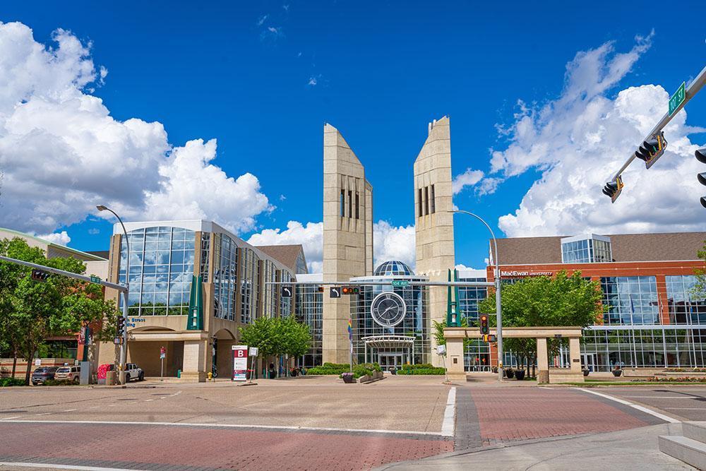 دانشگاه MACEWAN ادمونتون کانادا