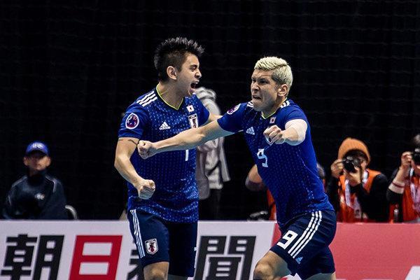 پیروزی تیم ملی فوتسال ژاپن در آخرین ملاقات محبت آمیز سال 2020