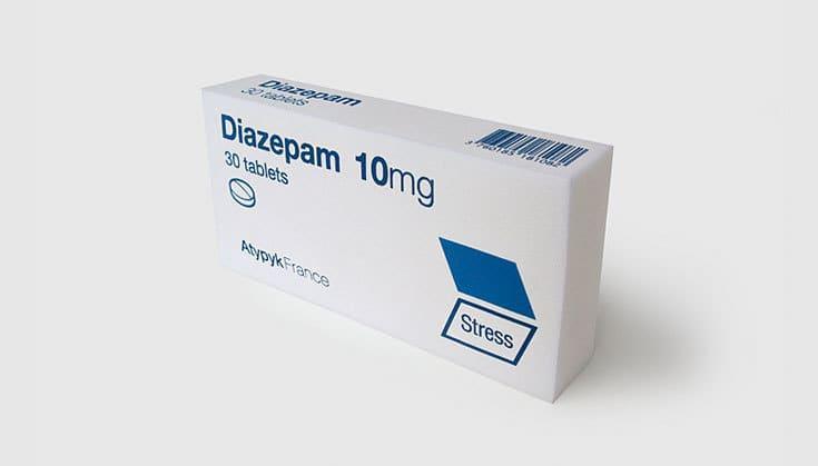 کمبود ماده اولیه دیازپام جهانی است