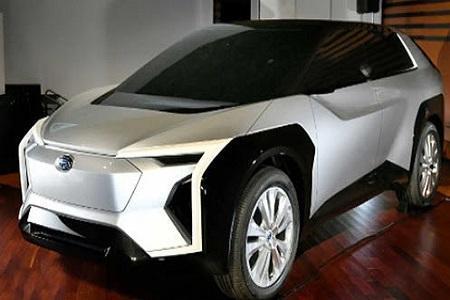 گام بلند سوبارو برای فراوری خودروی الکتریکی