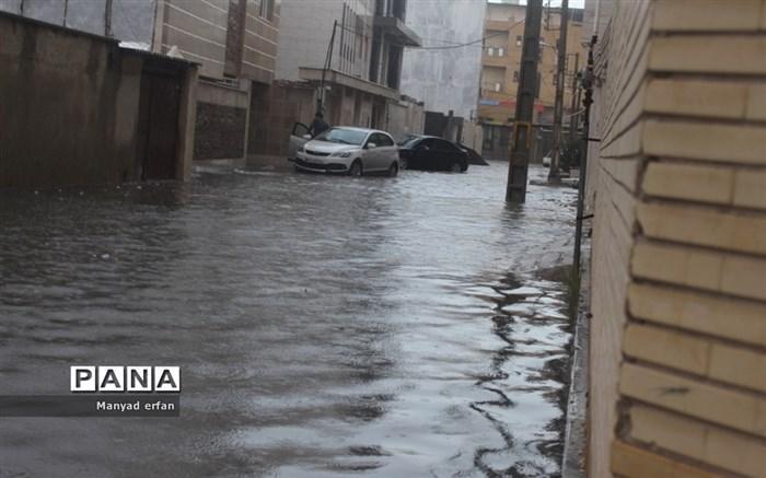 بارش باران در این استان ها ادامه دارد