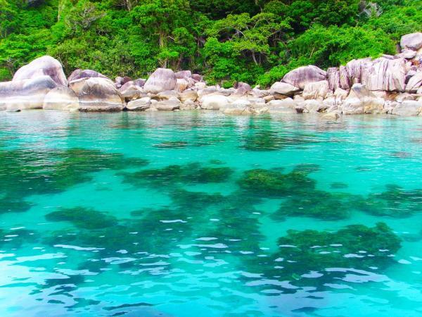 همه چیز درباره سواحل تایلند