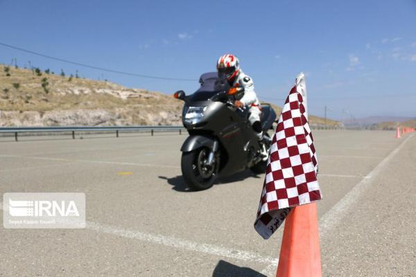 خبرنگاران پیست موتورسواری کراس در نسیم شهر راه اندازی می گردد