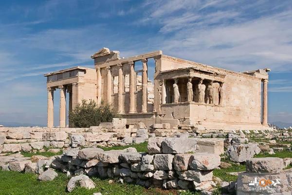 ارکتیون؛ از معابد قدیمی یونان باستان در آتن