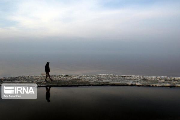 خبرنگاران حجم آب دریاچه ارومیه به 3.29 میلیارد مترمکعب کاهش یافت