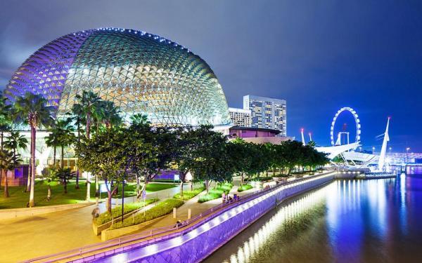 بهترین مکانها برای خرید در مارینا بی سنگاپور