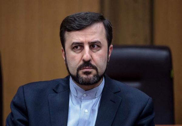 غریب آبادی: مدیرکل آژانس روز شنبه به تهران سفر می کند