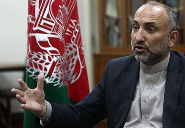 اتمر: هر طرح صلحی باید در چارچوب قانون اساسی افغانستان باشد