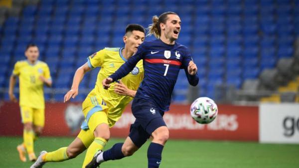 قزاقستان 0-2 فرانسه؛ پیروزی راحت خروس ها خبرنگاران