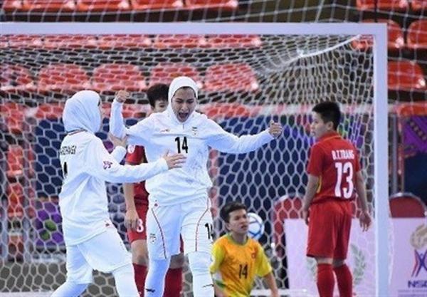 وعده نایب رئیس بانوان فدراسیون فوتبال، موسوی: پاداش فوتسالی ها تا آخر سال پرداخت می شود