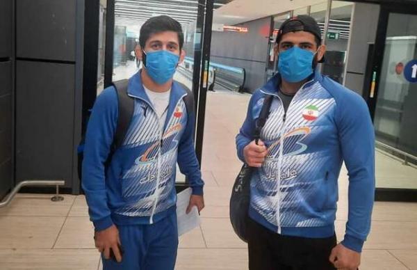 احسانپور و کریمی رقبای خود را در جام متئوپلیکونه شناختند