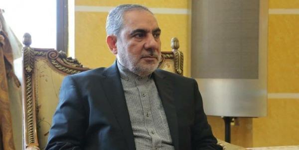 خبرنگاران سفیر ایران در یمن: به سخنان آمریکایی ها خوشبین نیستیم