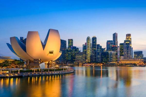 تور سنگاپور ، تور سنگاپور پاییز و زمستان