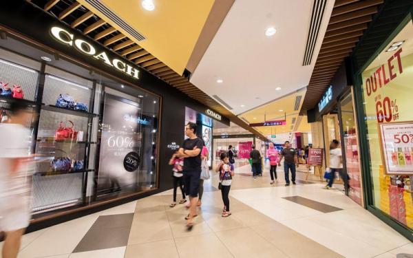 مرکز خرید اوت لت آی ام ام (سنگاپور)