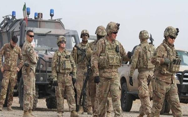 گروه های وابسته به آمریکا عامل حمله به پایگاه هوایی بلد عراق