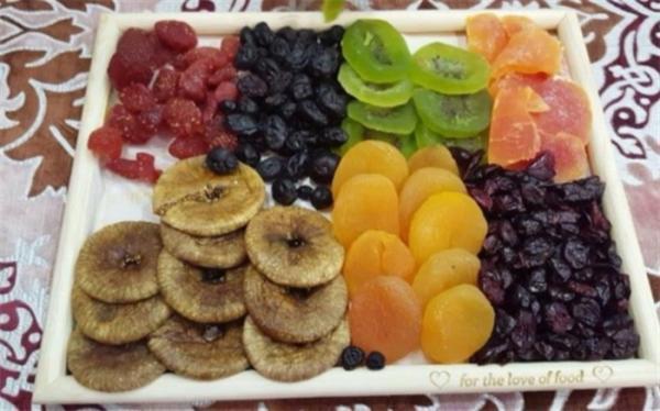 میوه خشک در ایام رمضان چه فوایدی دارد؟