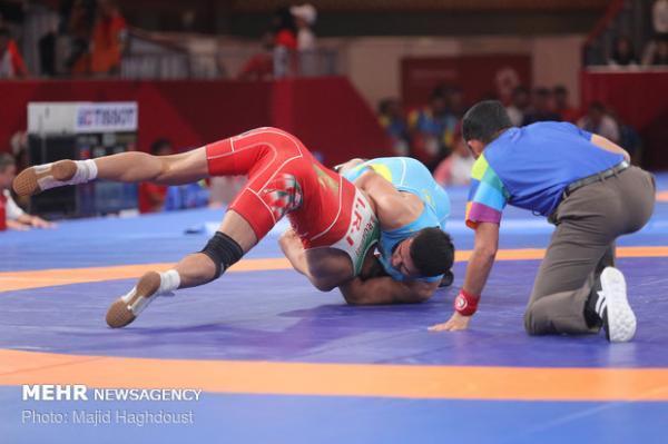 علیزاده دومین پیروزی را هم کسب کرد