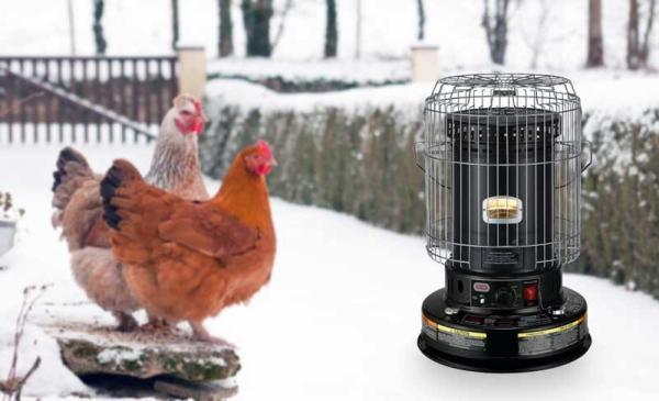 بهترین زمان برای خرید تجهیزات گرمایشی صنعتی مرغداری