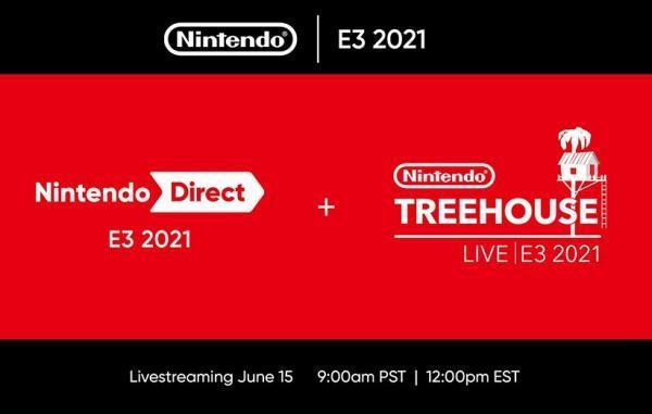نینتندو دایرکت جدید به مناسبت E3 2021 برگزار می گردد