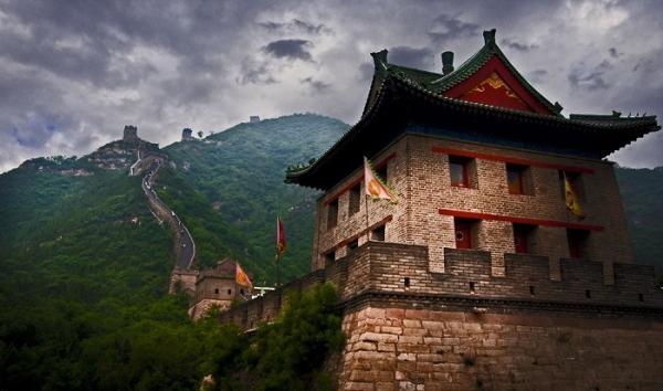 همه چیز درباره دیوار عظیم چین