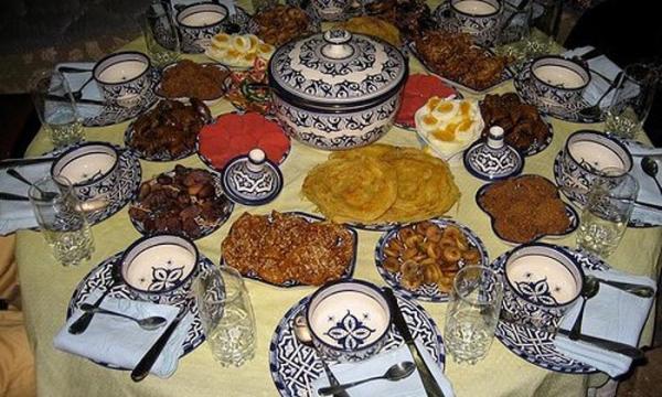 طرز تهیه 5 غذای سبک برای افطار