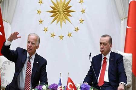 عدم توافق بایدن و اردوغان بر سر خرید سامانه اس 400