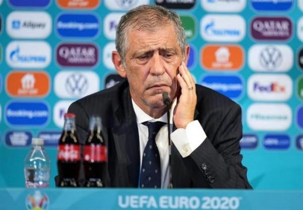 یورو 2020، سانتوس: فرصت کمترمان برای استراحت نسبت به بلژیک؟ ضرر نمی کنیم