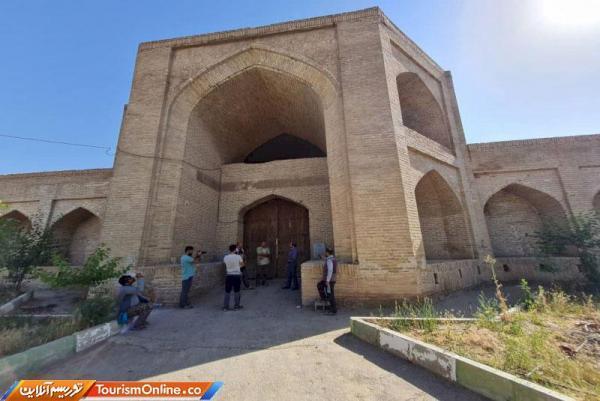تصویربرداری مستند کاروانسراهای تاریخی ایران در استان سمنان