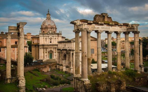 رومن فروم رم (ایتالیا)
