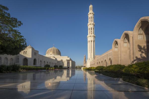 مسجد سلطان قابوس مسقط (عمان)