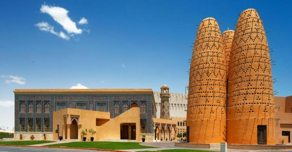 دهکده فرهنگی کتارا دوحه (قطر)