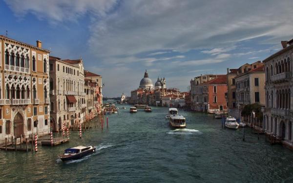 کانال بزرگ ونیز (ایتالیا)