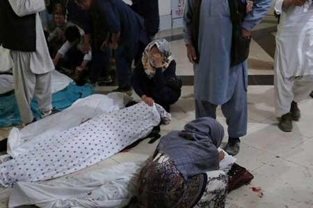 تعداد شهدای انفجارهای کابل به 68 نفر افزایش یافت ، 165 زخمی