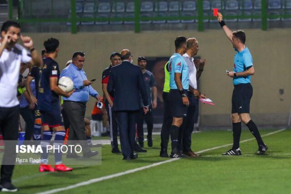 اسامی داوران هفته 26 لیگ برتر فوتبال، قضاوت حیدری و کاظمی برای استقلال و پرسپولیس