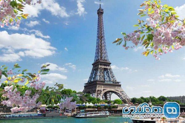 برج ایفل پس از مدت ها تعطیلی به روی علاقمندان باز شد