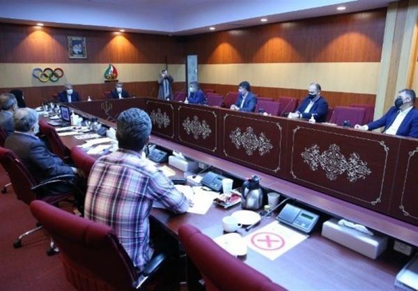 گزارش دبیر درباره شرایط کشتی در نشست هیئت اجرایی کمیته ملی المپیک