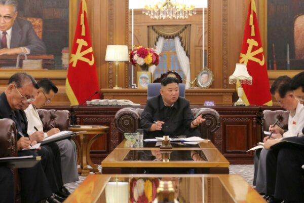 رهبر کره شمالی خواهان اتخاذ اقداماتی برای بهبود معیشت مردم شد