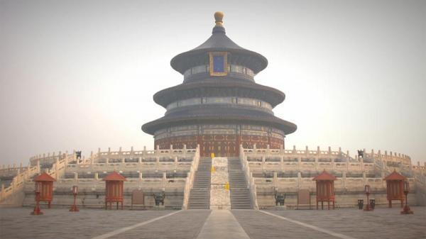 پکن؛ رمزها و نشانه ها در معبد بهشت